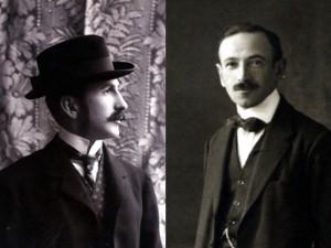 Zakladatelia Liptovského múzea - Artúr a Július Kürti