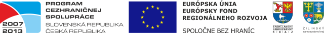Projekty cezhraničnej spolupráce Česko - Slovenská republika