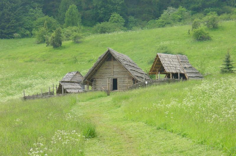 Archeologické múzeum v prírode NKP Liptovská Mara - Havránok