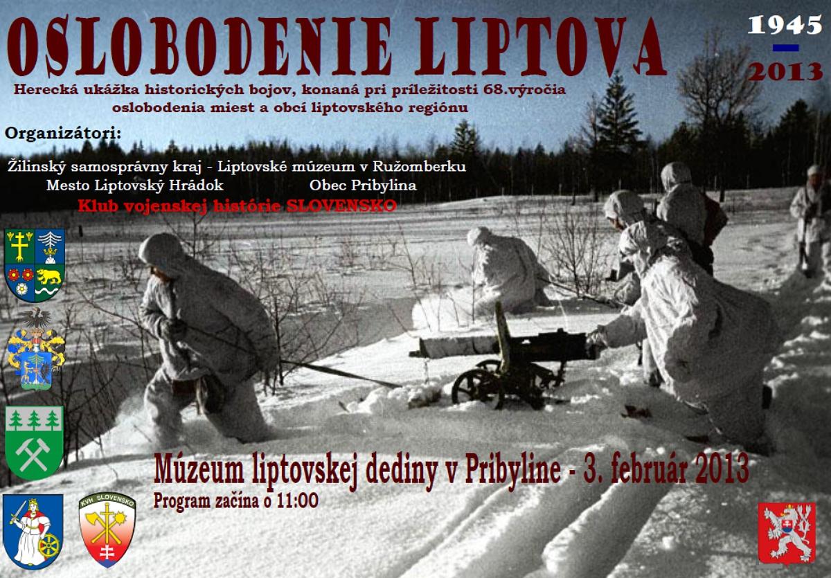 Oslobodenie Liptova