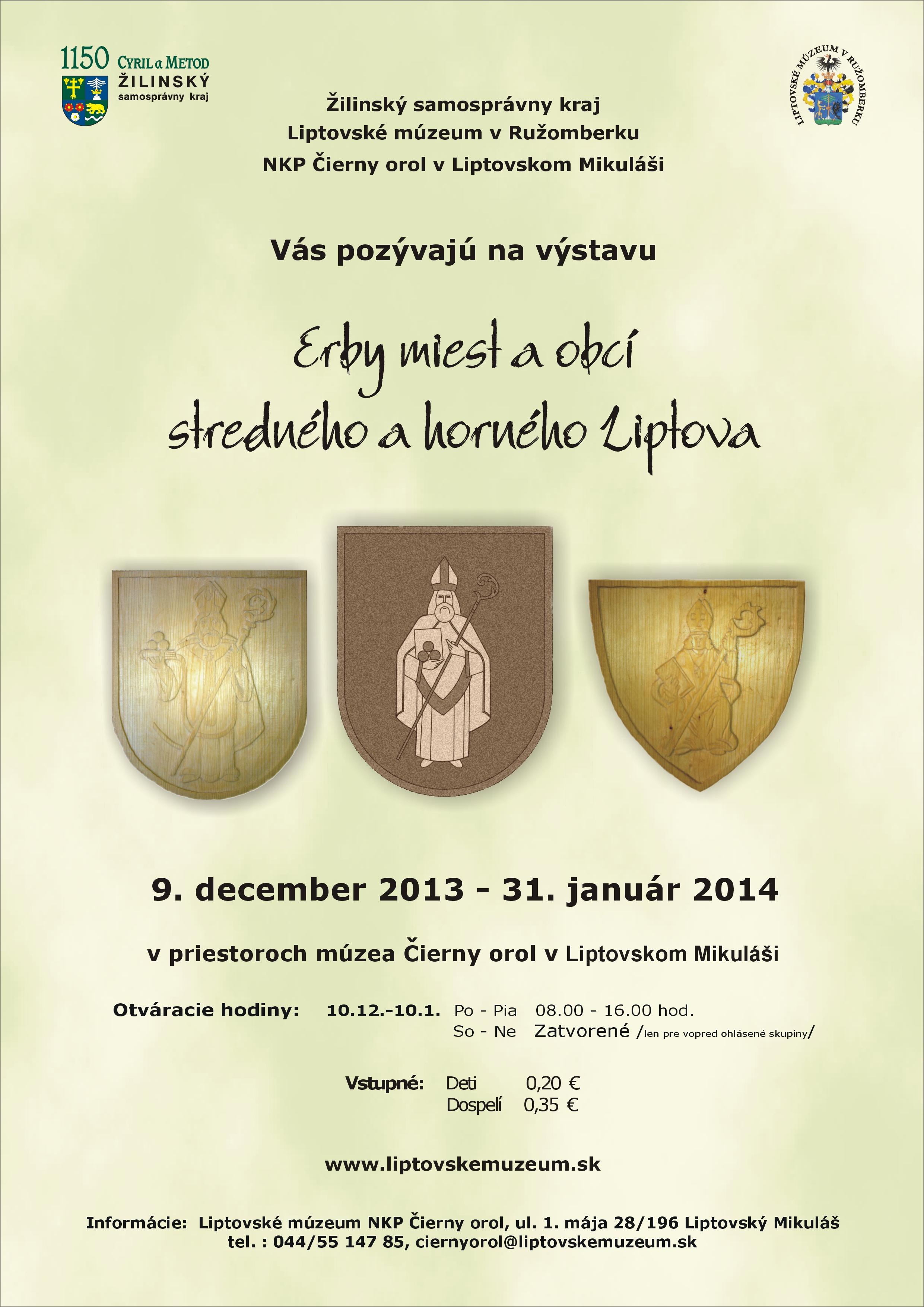 erby-liptov-vystava-colm-2013