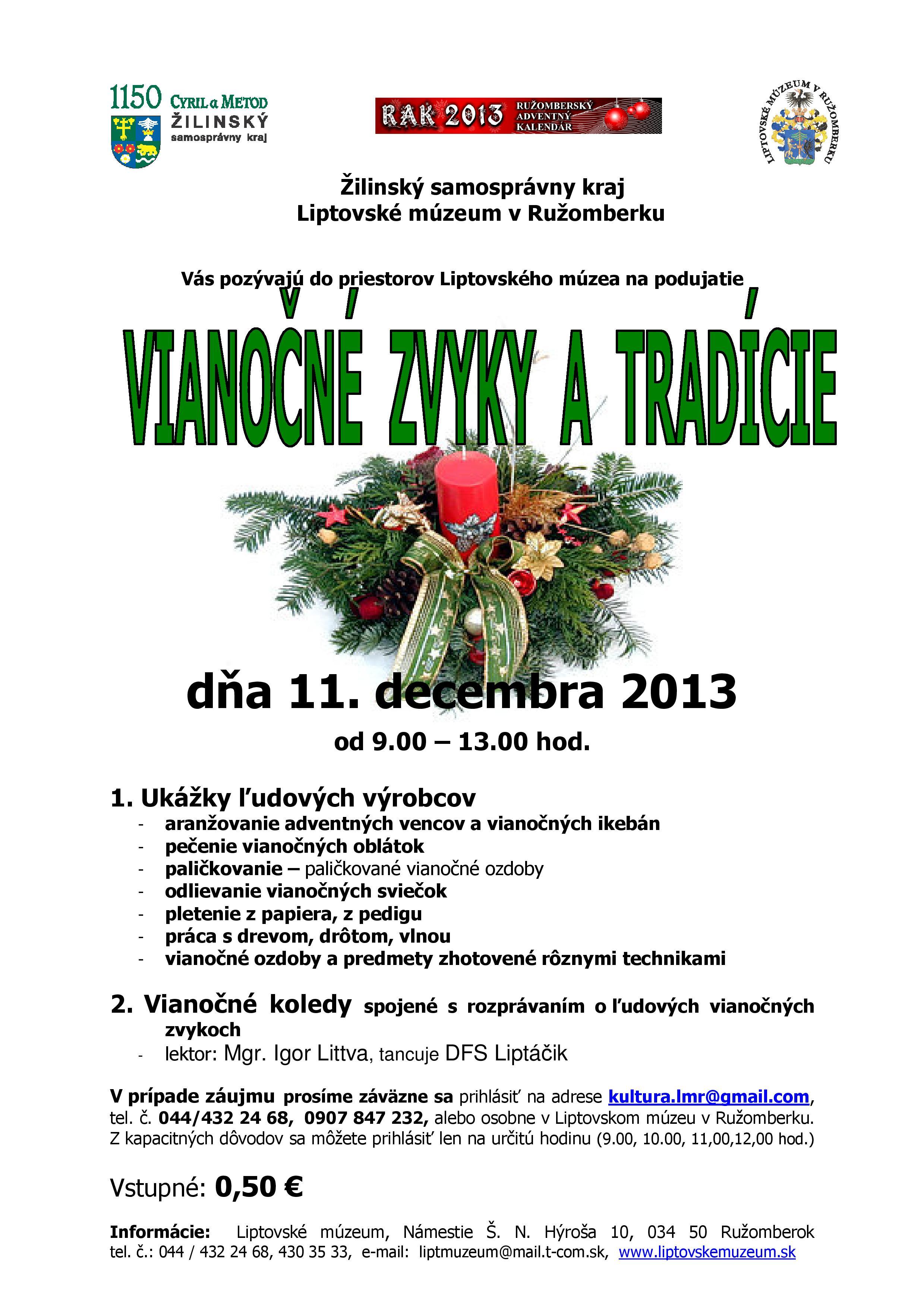 vianocne-zvyky-tradicie-2013-lmr