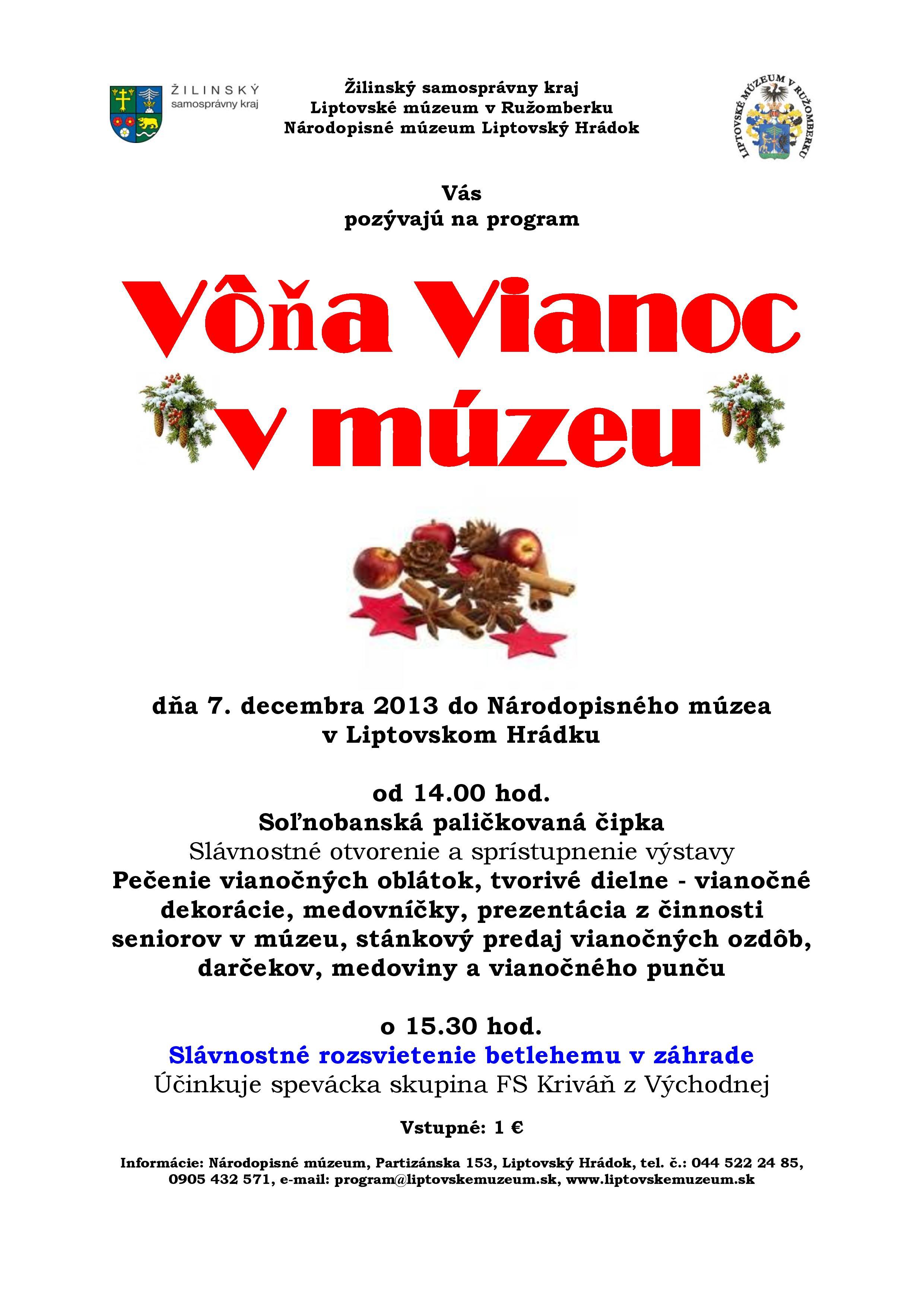 vona-vianoc-v-muzeu-lh-2013-plagat