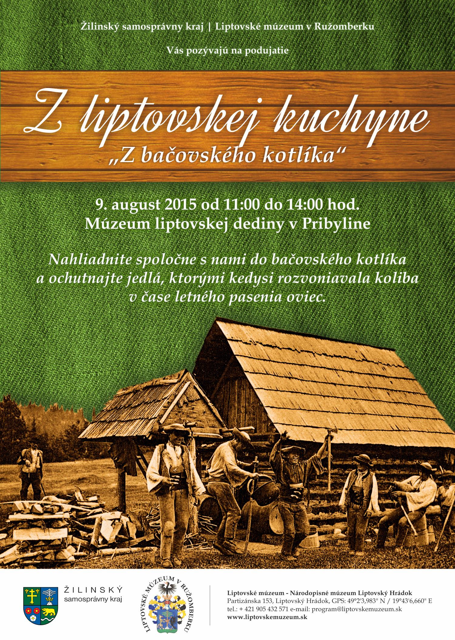 liptovska-kuchyna-bacovsky-kotlik-2015-plagat